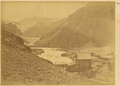 The Zhemini Gorge in the Vicinity of the Zaysan Post, Kazakhstan, 1875 WDL2058.png
