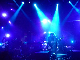 The Cure discography - The Cure in concert in 2008