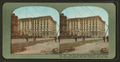 The fire devastated Fairmont Hotel crowning Nob Hill, California St., San Francisco, April 18, 1906, from Robert N. Dennis collection of stereoscopic views.png