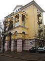 The house at Čyrvonaarmiejskaja (Red Army) street in Miensk - panoramio.jpg