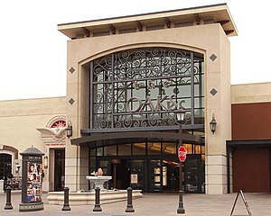 The Oaks (Thousand Oaks, California) - Image: The oaks mall main entrance