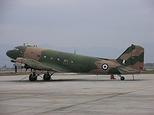 Thessaloniki-Mikra 92622 Douglas C-47B Skymaster 355º Mira.jpg