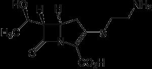 Thienamycin - Image: Thienamycin