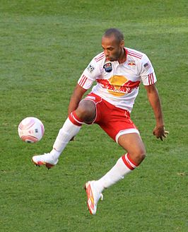 Thierry Henry in 2010