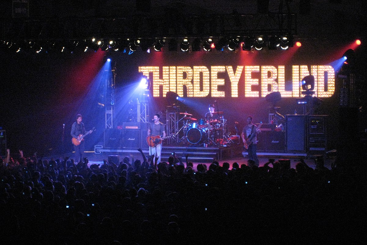"Third Eye Blind share previously unreleased song ""Alright ... 