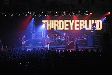 Third Eye Blind performs at SUNY Geneseo on November 17, 2007