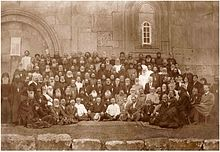 Third Georgian orthodox church concil 1921.jpg