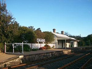 Thirlmere railway station platform.JPG
