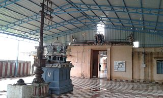 Azhagiyasingar temple, Thiruvali Hindu temple in Thiruvali, Tamil Nadu