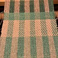 This is it with the weaving for the year. Heading to my parents'. Glad I got a bit of a start on the twill, though! (50631913142).jpg