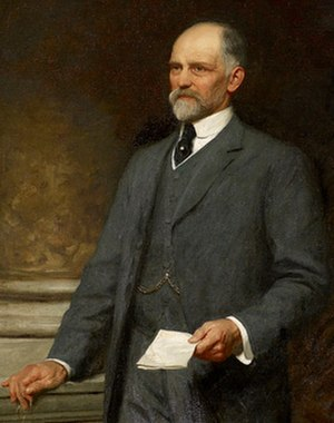 University of Hull - Thomas Ferens, the major benefactor financing the foundation of the University College of Hull
