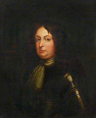 Thomas Fanshawe, 1st Viscount Fanshawe - Image: Thomas Fanshawe, 2nd Viscount Fanshawe of Dromore