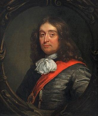 Thomas Fanshawe, 1st Viscount Fanshawe - Thomas Fanshawe, 1st Viscount Fanshawe, by Mary Beale