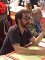 Thomas Heams-Ogus à la foire du livre 2010 de Brive la Gaillarde.JPG