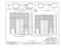 Thornhill Plantation, County Road 19, Forkland, Greene County, AL HABS ALA,32-WATSO,1- (sheet 8 of 16).png