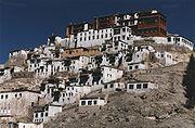 Tikse monastery, Ladakh