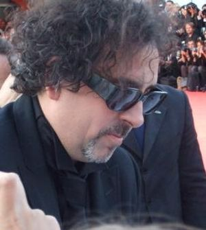 Tim Burton - Tim Burton at the 64th Venice Film Festival