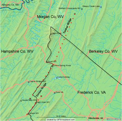 Knob Timber Ridge - W...