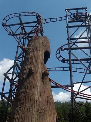 Timber Drop - Image: Timber drop