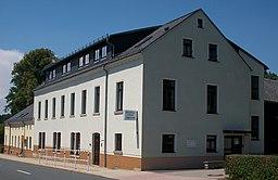 Tirpersdorf, Gebäude des Verwaltungsverbands Jägerswald