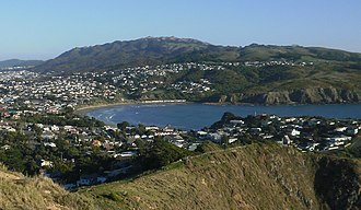 RNZ International - RNZI originally broadcast from Titahi Bay.