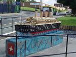 Titanic model, St James Place, Liverpool (6).JPG