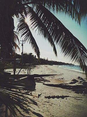Cedros, Trinidad and Tobago - Beach at Cedros