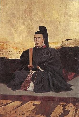 Tokugawa Iesada - Image: Tokugawa Iesada by Kawamura Kiyoo (Tokugawa Memorial Foundation)