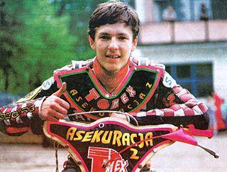 Tomasz Bajerski Polish speedway rider