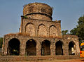 Tomb of Mirza Nizamuddin Ahmed - incomplete Tomb in Hyderabad W IMG 4628.jpg