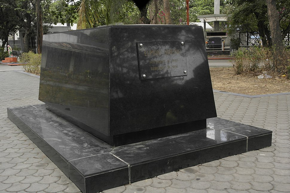 Tomb of President Quirino