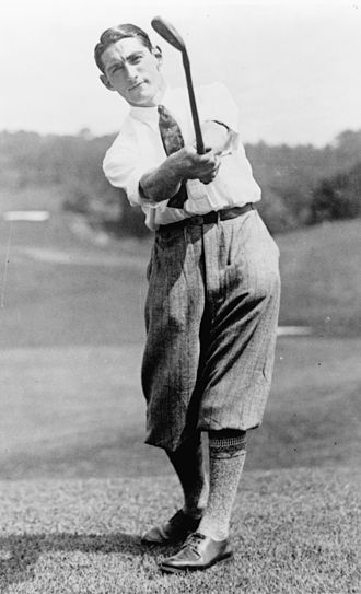 Canadian Open (golf) - Image: Tommy Armour 1927