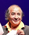 Tomson Highway 2018 Margaret Laurence Lecture CR Kaparica Wiki Commons (cropped).jpg