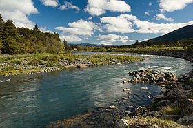 Image illustrative de l'article Tongariro River