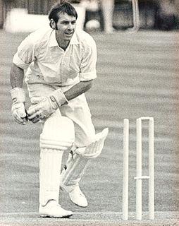 Tony Durley English cricketer