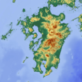 Topographic map of Kyushu.png