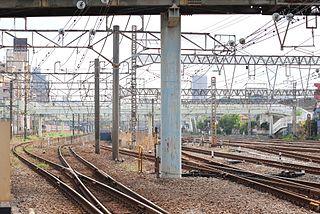 Tōkaidō Freight Line Railway line in Japan