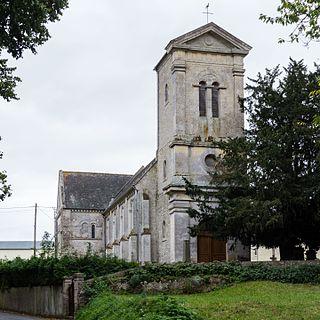 Vaux-sur-Seulles Commune in Normandy, France