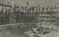 Tourada na Praça do Campo de Sant'Anna, em Lisboa, offerecida pelo Sr. Alfredo Anjos a Suas Magestades Catholicas, em 15 de Janeiro de 1882 - O Occidente (1 Fev. 1882).png