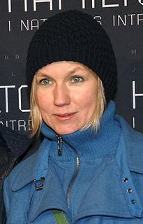 Tova Magnusson Swedish actor