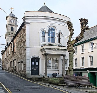Penryn, Cornwall - The Town Hall