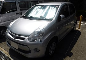 "Toyota PASSO 1.0X""G package"" (XC30) front.JPG"