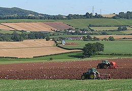 Tractor Teamwork - geograph.org.uk - 545872.jpg