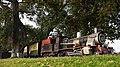 Train exhibit at Golra Sharif Railway Museum 08.jpg