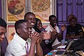 Training on Wikipedia's Voice, Wikimedia Fan Club, University of Ilorin FP 09.jpg