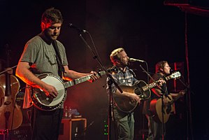 Trampled by Turtles - Image: Trampled by Turtles 12