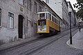 Trams funiculaire de Lisbonne DA GLORIA (Portugal) (5581992428) (2).jpg