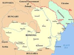 Location della Transnistria