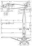 Travel Air 5000 3-view drawing NACA Aircraft Circular 55.jpg