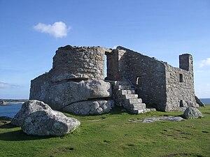 Tresco, Isles of Scilly - The Old Blockhouse, Tresco